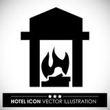 Hotel design Royalty Free Stock Photos