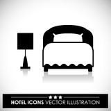 Hotel design Royalty Free Stock Photo