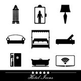Hotel design Stock Photo