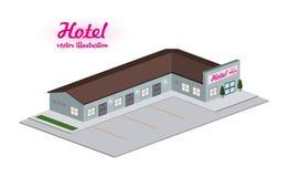 Hotel design Stock Images