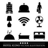 Hotel design Stock Image