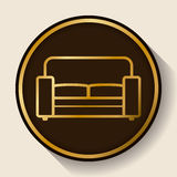 Hotel design Royalty Free Stock Images