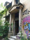 Hotel di Ancien Fotografie Stock Libere da Diritti
