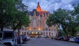 Hotel di Bessborough di delta del punto di riferimento Fotografia Stock Libera da Diritti