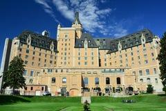 Hotel di Bessborough a Saskatoon Sask Immagine Stock Libera da Diritti