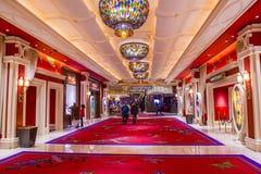 Hotel di bis di Las Vegas Immagini Stock