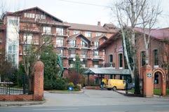 Hotel di Caro Fotografie Stock