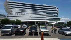 Hotel di Conrad immagini stock libere da diritti