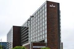 Hotel di Copenhaghen Marriott Fotografie Stock Libere da Diritti