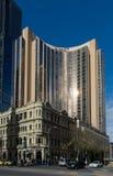 Hotel di Grand Hyatt a Melbourne Fotografia Stock Libera da Diritti
