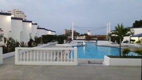 Hotel di La Libertad Immagini Stock Libere da Diritti