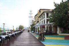 Hotel di Langkawi Awana, Malesia Fotografia Stock