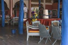 Hotel Di Località Di Soggiorno Sull\'isola Di Zanzibar Fotografia ...