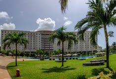 Hotel di lusso Accra di Movenpick Immagini Stock Libere da Diritti