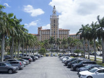 Hotel di Miami Biltmore Immagini Stock Libere da Diritti