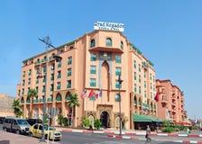 Hotel di mogador di Ryad Fotografia Stock