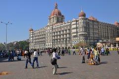 Hotel di Mumbai (Bombay) Fotografie Stock Libere da Diritti