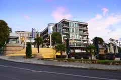 Hotel di Nessebar Fotografia Stock Libera da Diritti