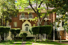 Hotel di parco di Sunnyside - Johannesburg Immagine Stock Libera da Diritti