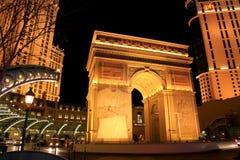 Hotel di Parigi Immagine Stock Libera da Diritti