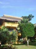 Hotel di ricorso. fotografia stock libera da diritti