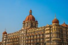 Hotel di Taj Mahal Mumbai, India Fotografia Stock Libera da Diritti
