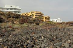 Hotel di Tenerife Immagini Stock