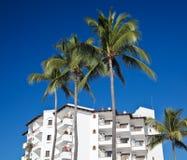 Hotel di Tropicana fotografie stock libere da diritti