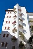 Hotel di Tropicana immagine stock libera da diritti