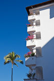 Hotel di Tropicana fotografia stock libera da diritti
