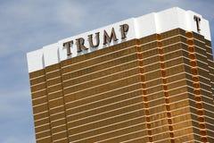 Hotel di Trump Immagini Stock Libere da Diritti
