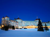 Hotel di Washington del supporto Fotografia Stock Libera da Diritti