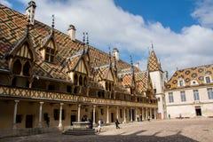 Hotel Dieu Immagini Stock