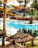 Djerba. Hotel in djerba Royalty Free Stock Photos