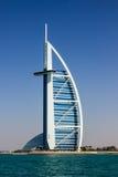 Hotel do árabe do Al de Burj Imagens de Stock Royalty Free