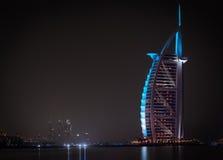 Hotel do Burj-Al-Árabe Fotos de Stock Royalty Free