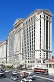 Hotel do Caesars Palace em Las Vegas, Estados Unidos Foto de Stock