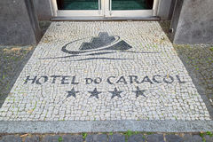 Hotel Do Caracol, Angra, Terceira, Azores Royalty Free Stock Photography