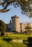 Hotel do castelo do dromoland da foto e clube de golfe de cinco estrelas famosos Foto de Stock Royalty Free
