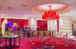 Hotel do encore de Las Vegas Fotografia de Stock Royalty Free
