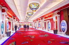 Hotel do encore de Las Vegas Imagens de Stock