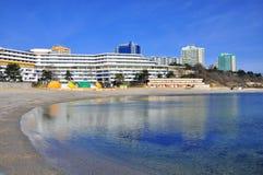 Hotel do golfe Foto de Stock