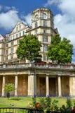 Hotel do império no banho, Somerset, Inglaterra Fotografia de Stock Royalty Free