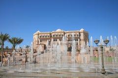 Hotel do palácio Imagens de Stock Royalty Free