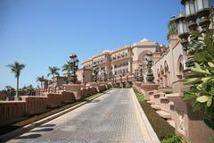 Hotel do palácio dos emirados Foto de Stock Royalty Free