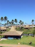 HOTEL do paraíso Imagens de Stock