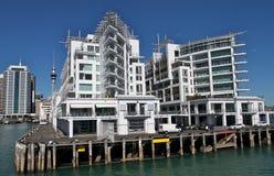 Hotel do porto Imagens de Stock