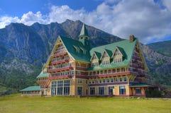 Hotel do Principe de Gales de HDR Fotos de Stock