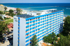 Hotel Doina Mamaia Romania Stock Photography