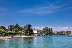 Hotel Dominicans island Constance, Germany Royalty Free Stock Photography